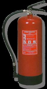 Pěnový hasicí přístroj