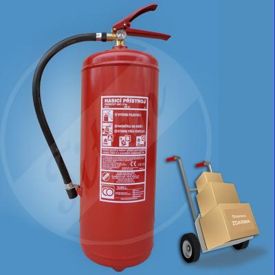 Práškový hasicí přístroj 9 kg