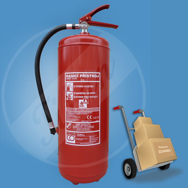 Vodní hasicí přístroj 9l