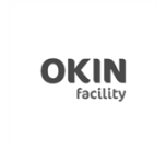 Logo Okin čb